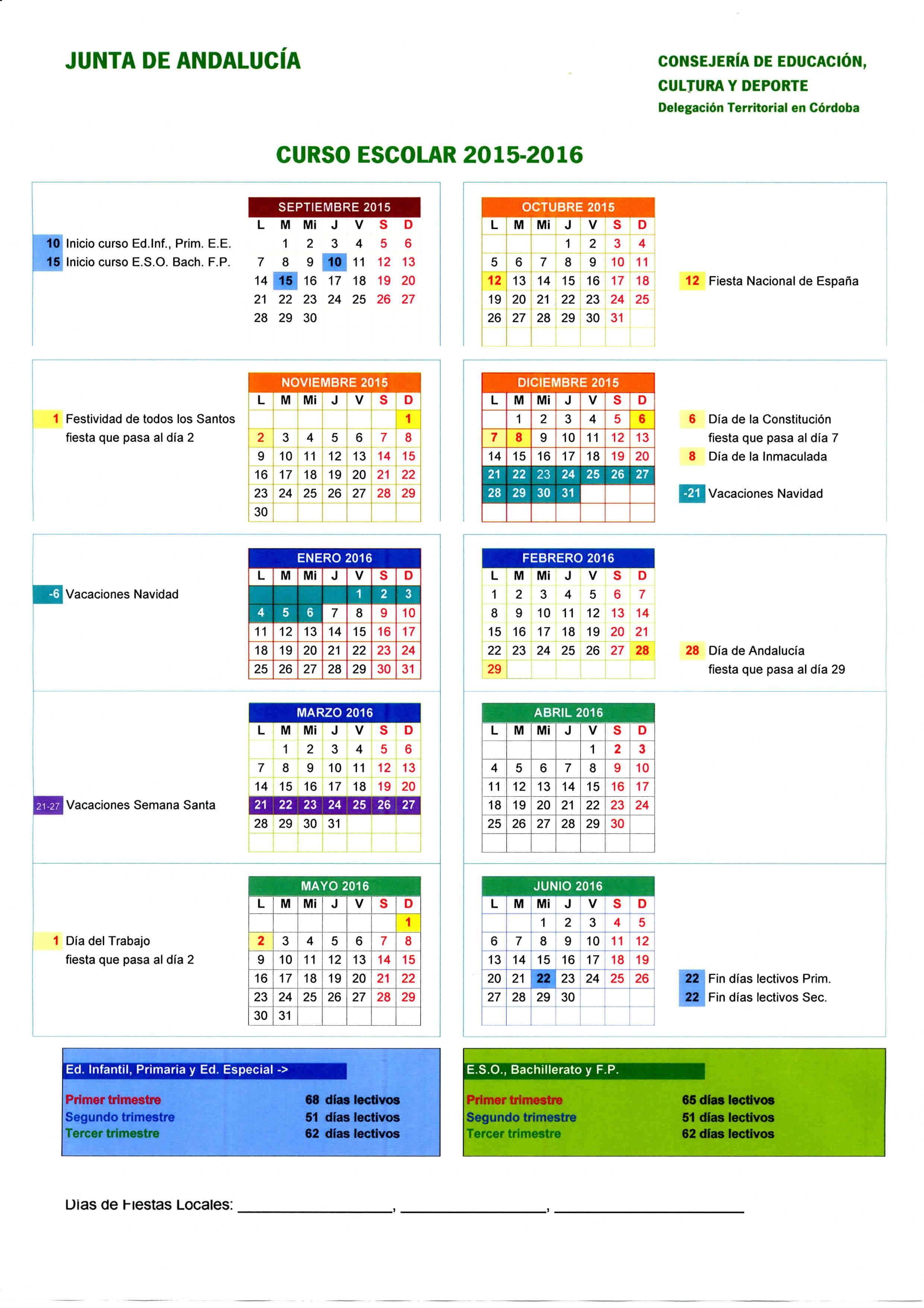 Images calendario del 2015 y 2016 page 4